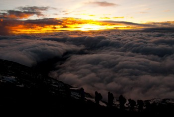 Килиманджаро - восхождние