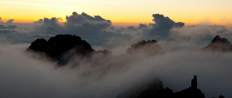 Кения горы