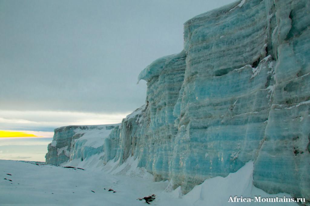 Ледники Килиманджаро