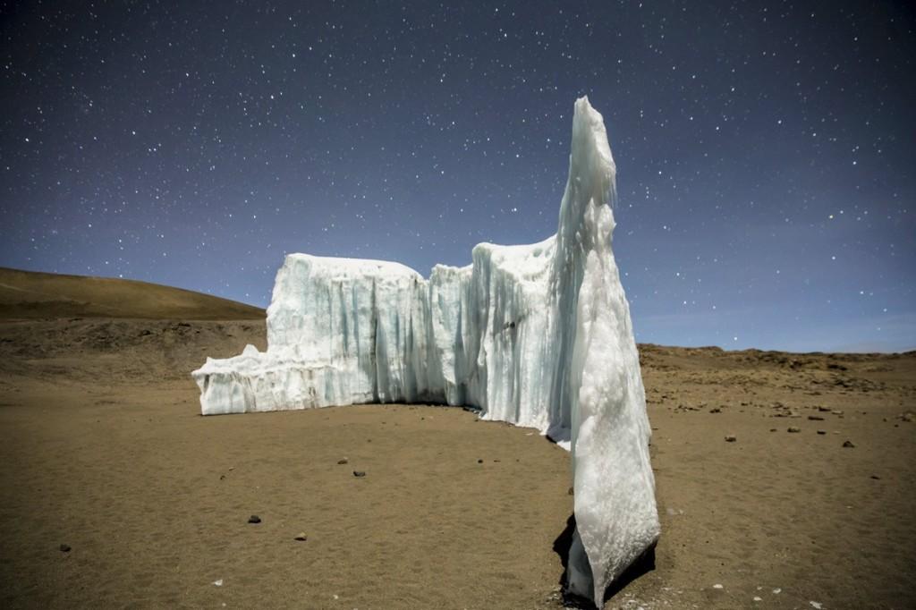 Больше ледников, красивых и разных